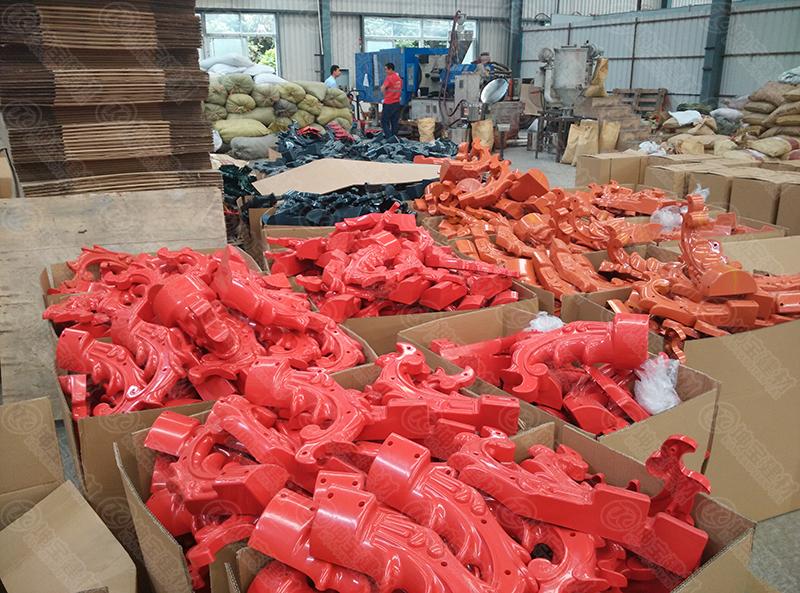 树脂瓦配件厂家